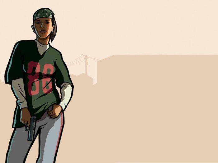 Denise / Rockstar Games / GTA San Andreas / Como ter uma namorada no GTA San Andreas