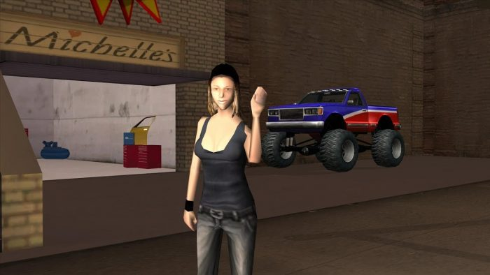 Michelle / Rockstar Games