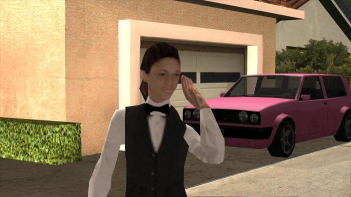Millie / Rockstar Games / GTA San Andreas / Como ter uma namorada no GTA San Andreas