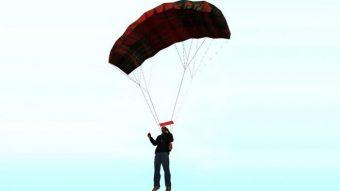 Como abrir o paraquedas no GTA San Andreas