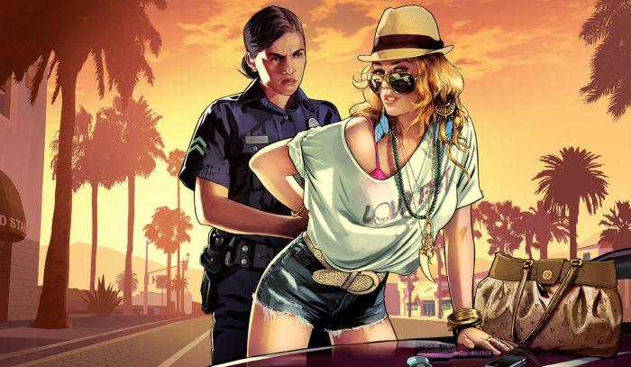 Como ser um policial no GTA 5 (V) – Jogos