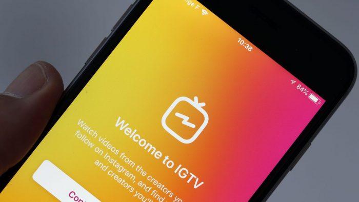 IGTV / o que é igtv
