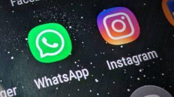 Facebook, WhatsApp e Instagram são os apps mais baixados da década