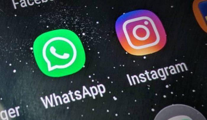 WhatsApp e Instagram / como colocar link whatsapp no instagram