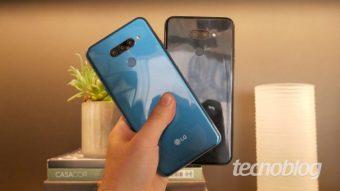 K12 Max e Prime são os novos celulares intermediários da LG por até R$ 1.599