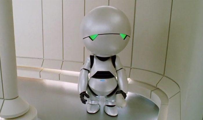 Marvin no filme de 2005