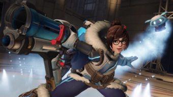 3 truques com a Mei em Overwatch