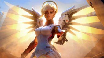 3 truques com a Mercy em Overwatch