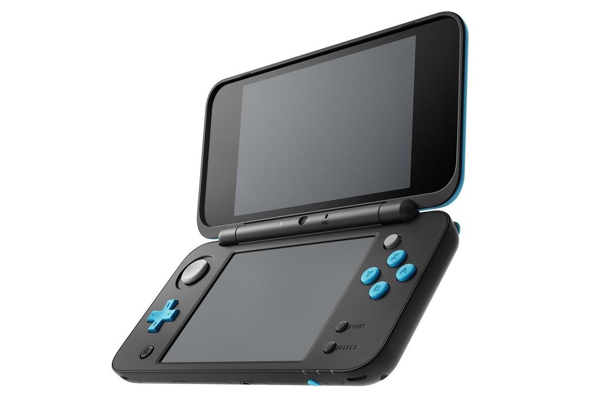 New Nintendo 2DS XL (Imagem: Divulgação/Nintendo)