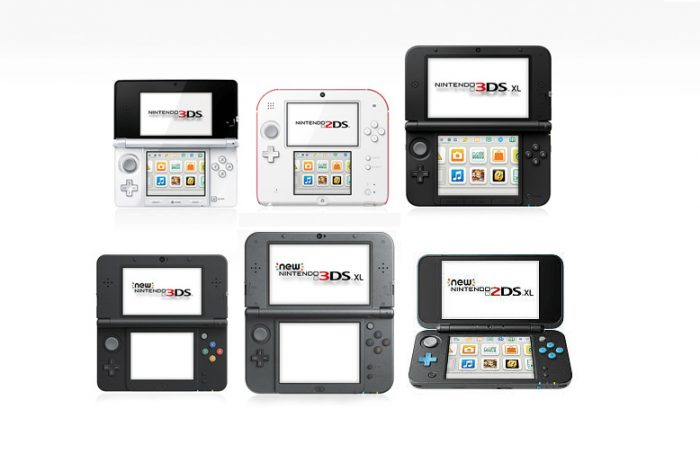 Nintendo / família Nintendo 2DS-3DS / nintendo 3ds