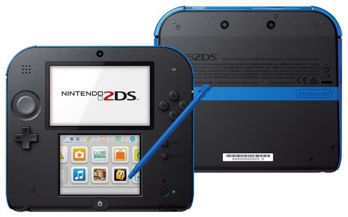 Nintendo / Nintendo 2DS / nintendo 3ds