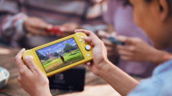 7 jogos incompatíveis com Nintendo Switch Lite