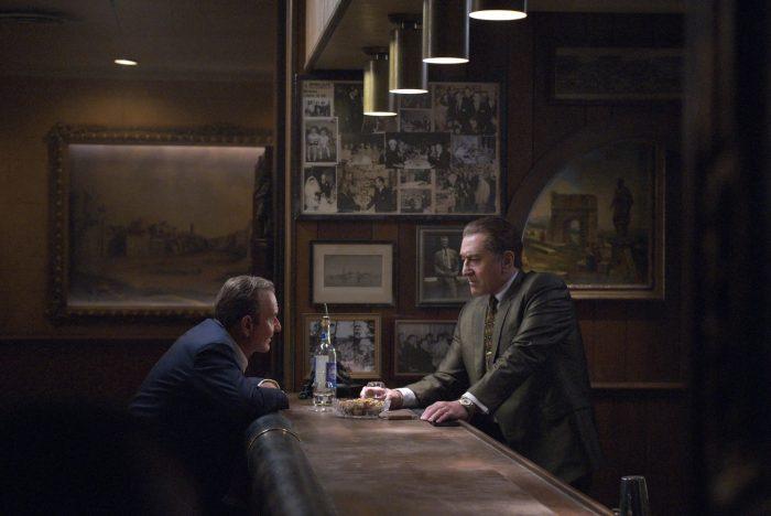 O Irlandês, com Robert De Niro e Al Pacino, é uma das grandes produções da Netflix