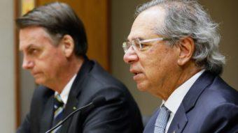 Paulo Guedes denuncia invasão de celular à Polícia Federal