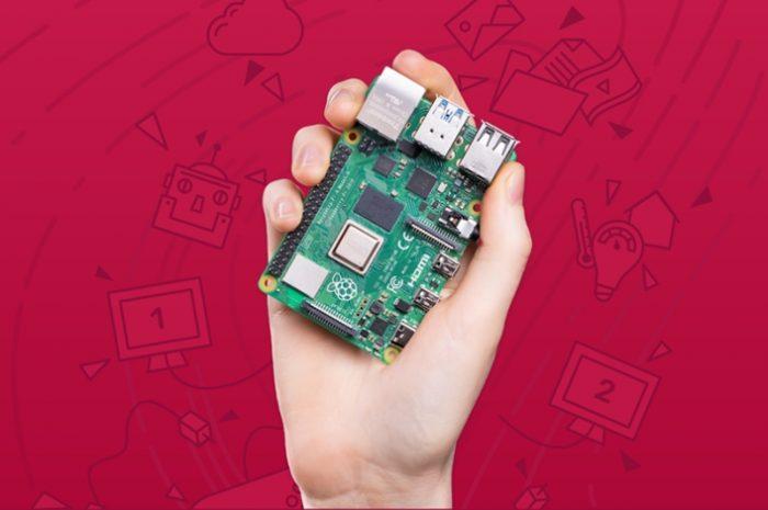 Raspberry Pi 4 Model B (Imagem: Divulgação)