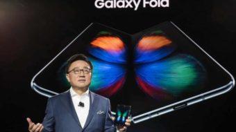 Galaxy Fold não vendeu 1 milhão de unidades, diz Samsung [atualizado]