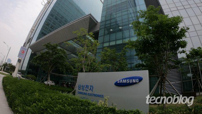 Sede da Samsung / o que significa samsung
