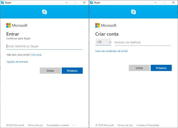 Windows / Skype