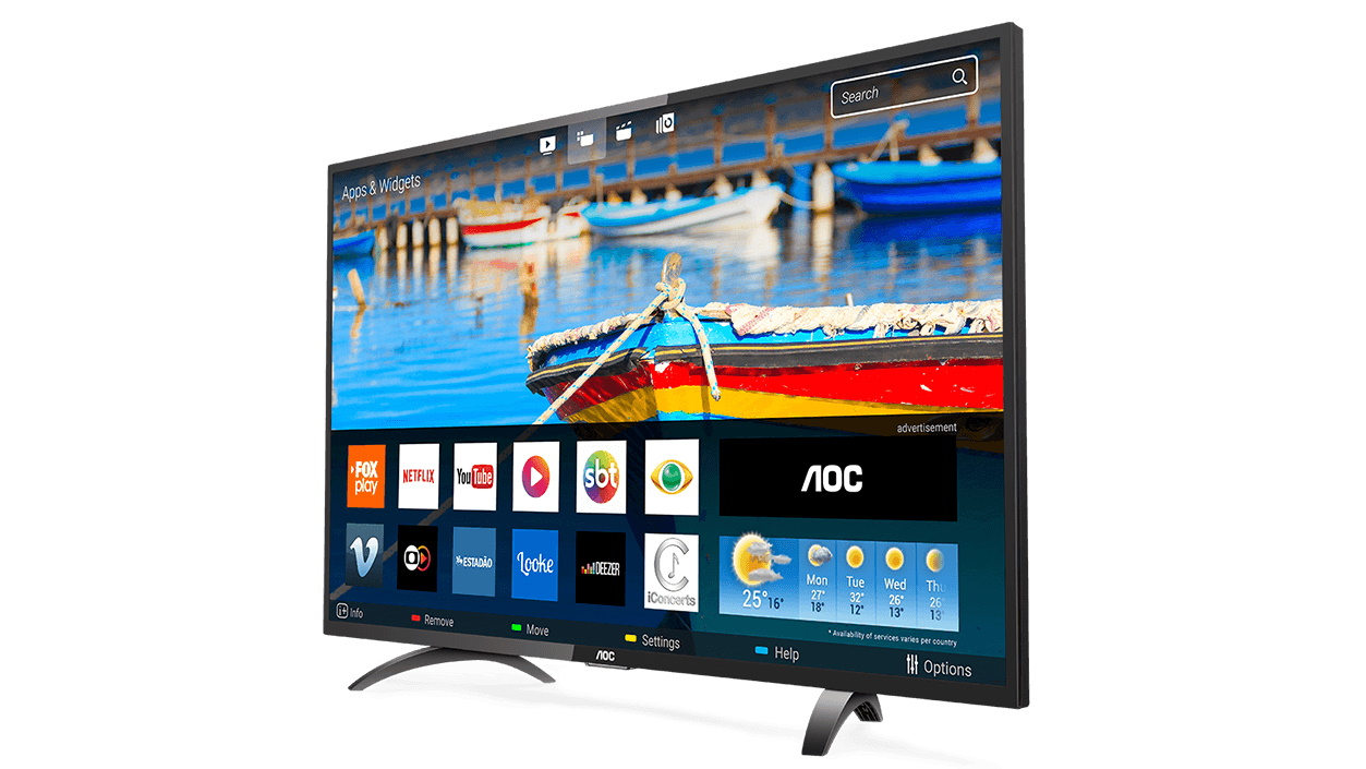 Controle 7094 Smart Tv Philco 3d Led Tecla Youtube Netflix - R ...
