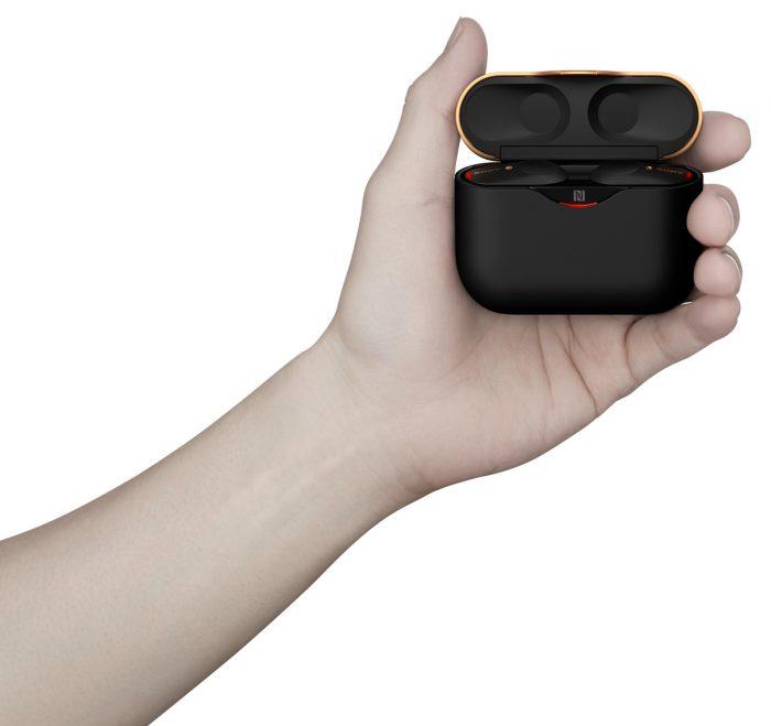 Sony WF-1000XM3 - case