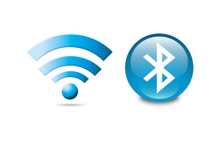 Wi-Fi e Bluetooth / enviar arquivos via wi-fi