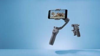 DJI Osmo Mobile 3 tem corpo dobrável e é mais barato que antecessor