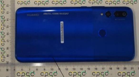 Huawei Y9 Prime 2019 na Anatel