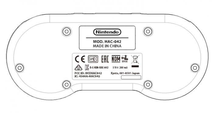 Controle do SNES para Nintendo Switch na FCC