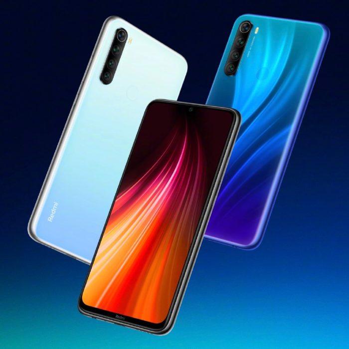 Xiaomi Redmi Note 8th