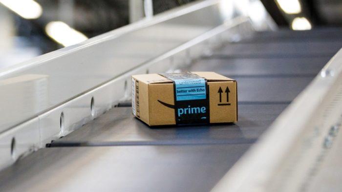 Caixa da Amazon (Imagem: Divulgação/Amazon)