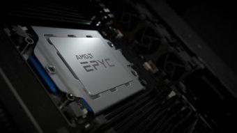 Processadores AMD Epyc de segunda geração têm 7 nm e até 64 núcleos