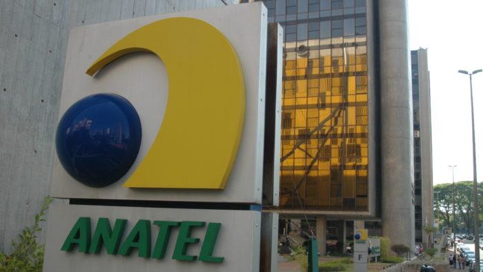 Fachada da sede da Anatel. (Imagem: Divulgação/Anatel)