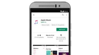 Apple Music para Android testa suporte a Chromecast em versão beta