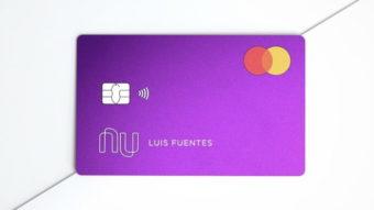 Nubank lança cartão de crédito Nu sem anuidade no México