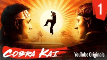 YouTube libera primeira temporada de Cobra Kai para todos