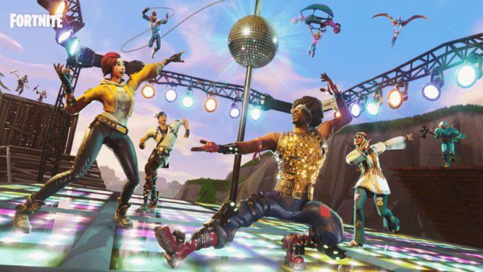 Epic Games / Fortnite / danças do fortnite