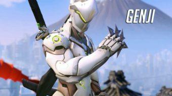 3 truques com o Genji em Overwatch