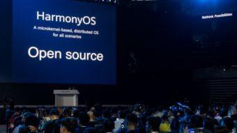 HarmonyOS é o sistema operacional da Huawei para múltiplos dispositivos