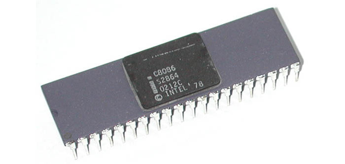 Intel 8086 / o que é cpu