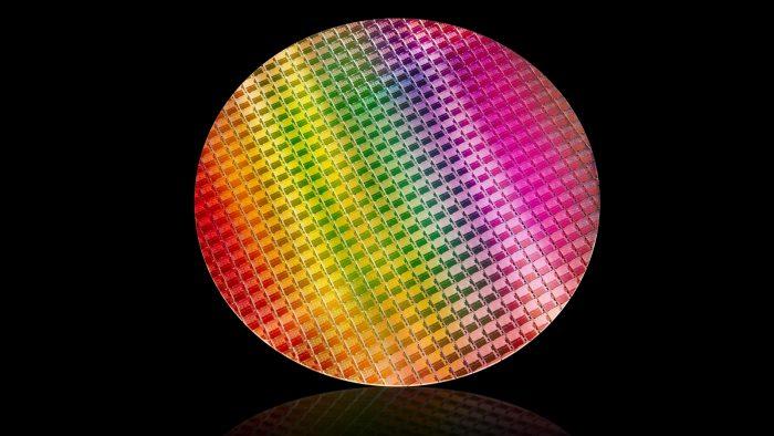 Intel Ice Lake (wafer)