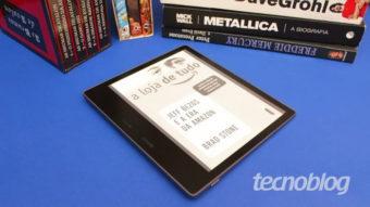 Amazon Kindle tem falha que permite invasão com e-book malicioso