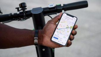Google Maps exibe patinetes da Lime como opção de transporte