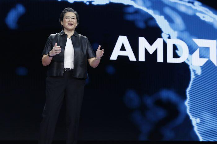 Lisa Su, CEO da AMD