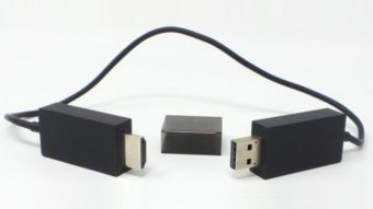 Como usar o Microsoft Wireless Display Adapter