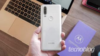 Motorola One Action com câmera de ação ultrawide chega ao Brasil por R$ 1.799