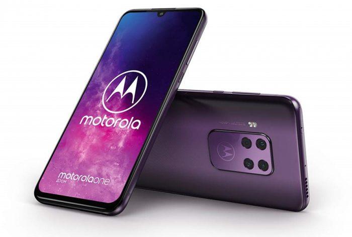 Motorola One Zoom (Imagem: Roland Quandt)