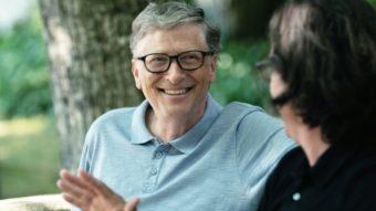 Bill Gates vai financiar sete vacinas contra coronavírus