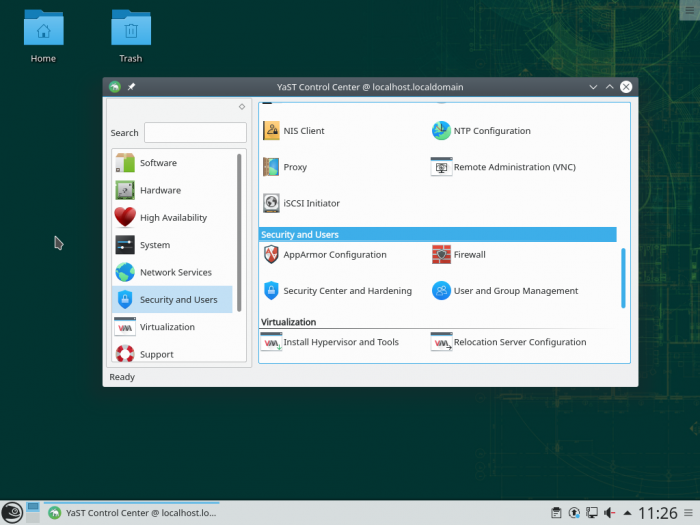 openSUSE / suse linux