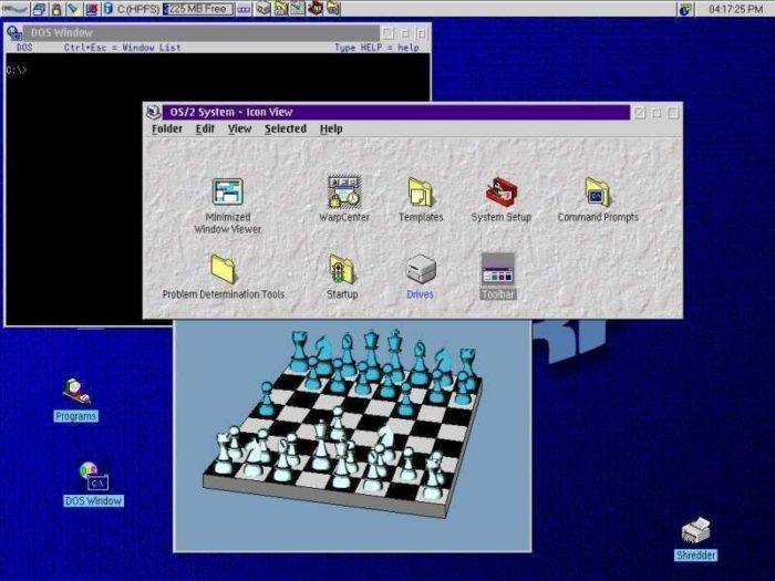 IBM / OS/2