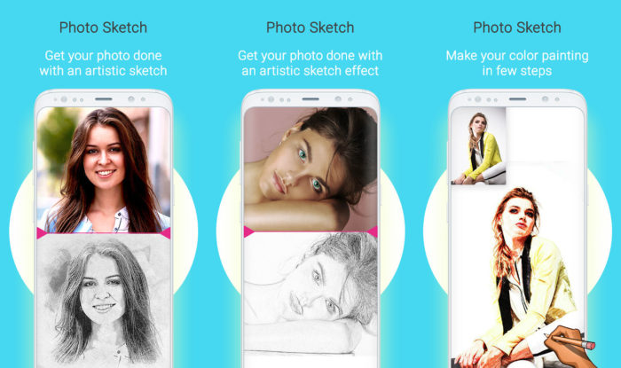 Android / Photo Sketch Maker